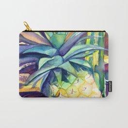 Kauai Pineapple 4 Carry-All Pouch