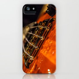 Bass Of Ace iPhone Case
