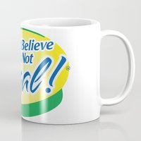 cannabis Mugs featuring Legalize Cannabis by WeedPornDaily
