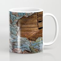 tapestry Mugs featuring Tapestry by Kent Moody