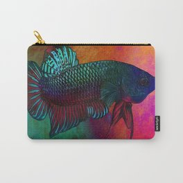 Betta Art Carry-All Pouch