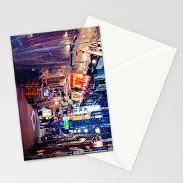 Shinjuku alley Stationery Cards