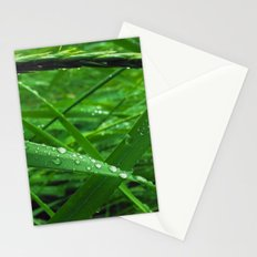 Montana Green Stationery Cards