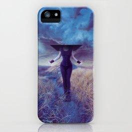 Entropic misadventure iPhone Case