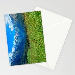 Bergwiese mit Talschluss Stationery Cards
