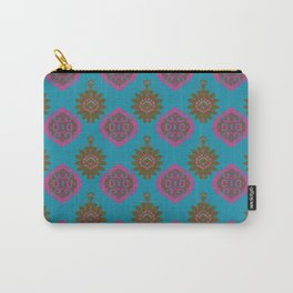 Tile Stamp Carry-All Pouch
