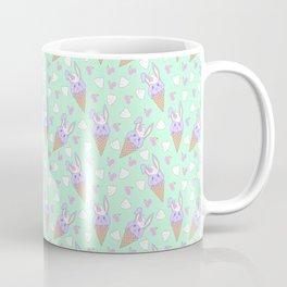 Berry Melty Bunnies Coffee Mug
