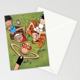 Journée d'été Stationery Cards
