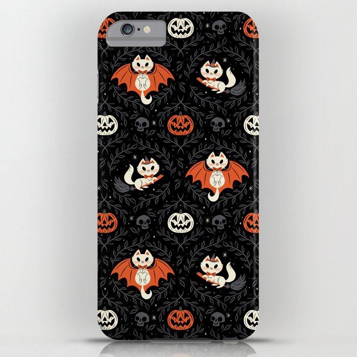 Spooky Kittens iPhone Case