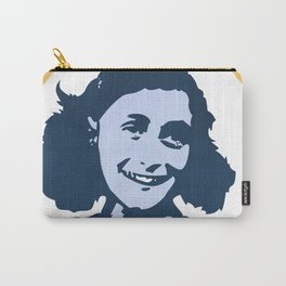 Anne Frank Carry-All Pouch