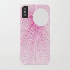 Line Slim Case iPhone X