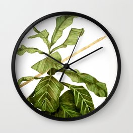And & And Wall Clock