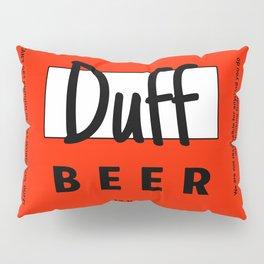Duff beer Pillow Sham