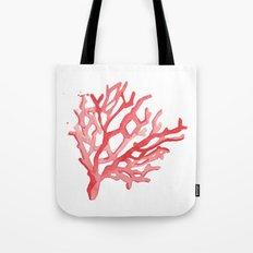 Red Coral no.3 Tote Bag