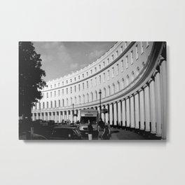 Park Crescent Metal Print