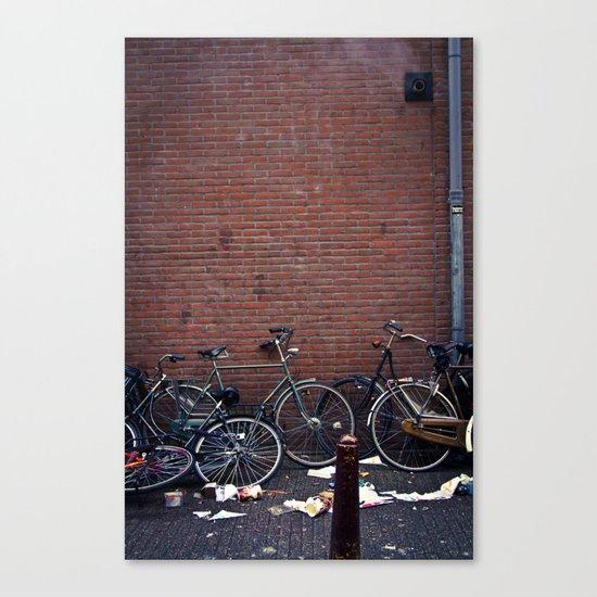 Dutch culture II Canvas Print