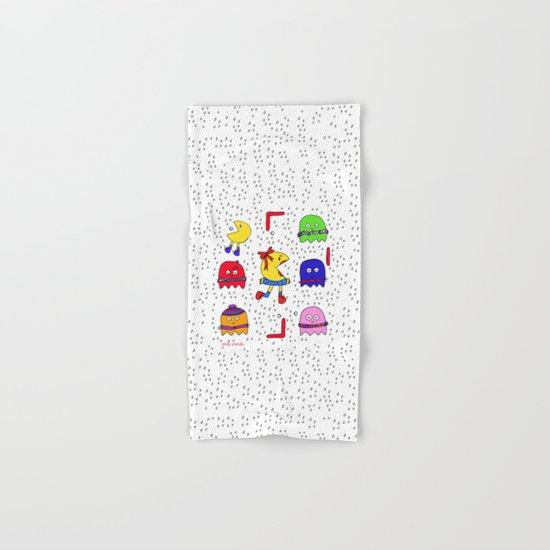Winter game Hand & Bath Towel