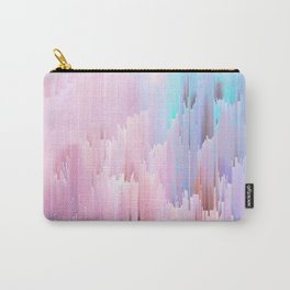 Delicate Glitches Carry-All Pouch