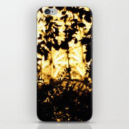 Abstract Eiffel Tower iPhone Skin