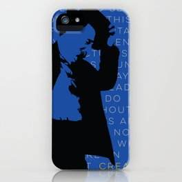WILLIAM SAROYAN - Armenian Genocide iPhone Case