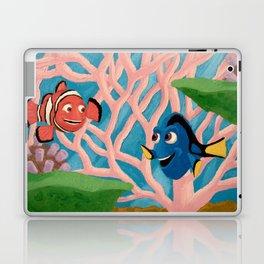 Dory and Marlin Laptop & iPad Skin