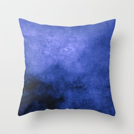 Abstract Cave X Throw Pillow