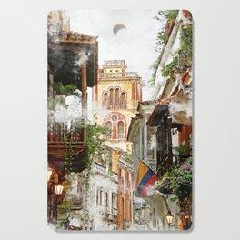 Cartagena, Colombia Cutting Board