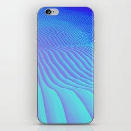 Sand Ripples iPhone Skin