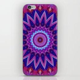 Mandala cosmic energy iPhone Skin