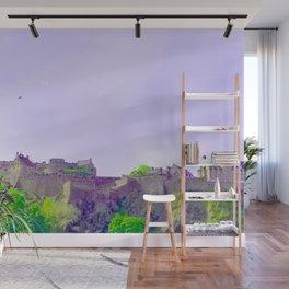 Edinburgh Castle-Edinburgh, Scotland United Kingdom Wall Mural