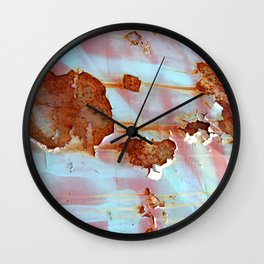 Rust Wall Clock
