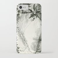 hunting iPhone & iPod Cases featuring Moon Hunting by Nayoun Kim