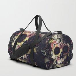 Garden Skull Duffle Bag