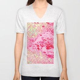 Rockpool Pink Unisex V-Neck