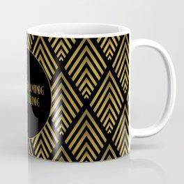 Stop Dreaming Start Doing Coffee Mug