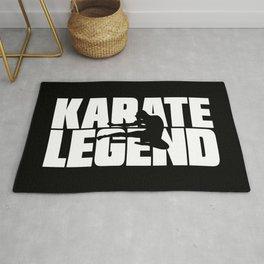 Karate Legend Rug