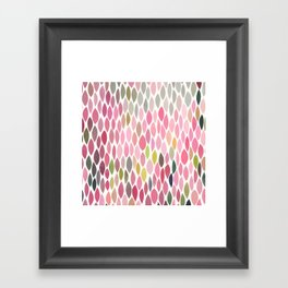 connections 3 Framed Art Print