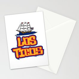 Costa Rica Los Ticos ~Group E~ Stationery Cards