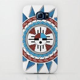 Southwest Native American Art Mandala iPhone Case