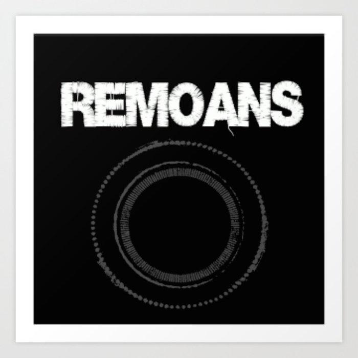 REMOANS Art Print