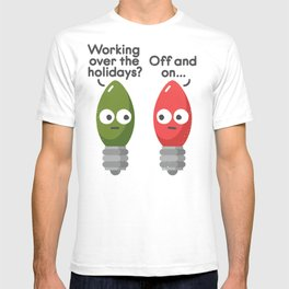 Seasonal Employment T-shirt