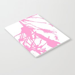 Pink Ink Notebook