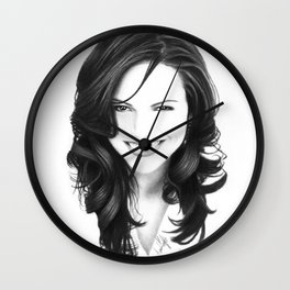 lana I Wall Clock