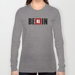 La Casa de Papel - BERLIN Long Sleeve T-shirt