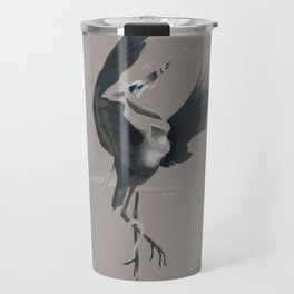 Anxiety (Invisible Variant) Travel Mug