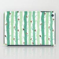 robin iPad Cases featuring Robin by Karina R