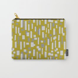 Platte mustard Carry-All Pouch