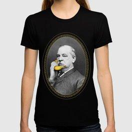 Grover Cleveland & Bananaphone T-shirt
