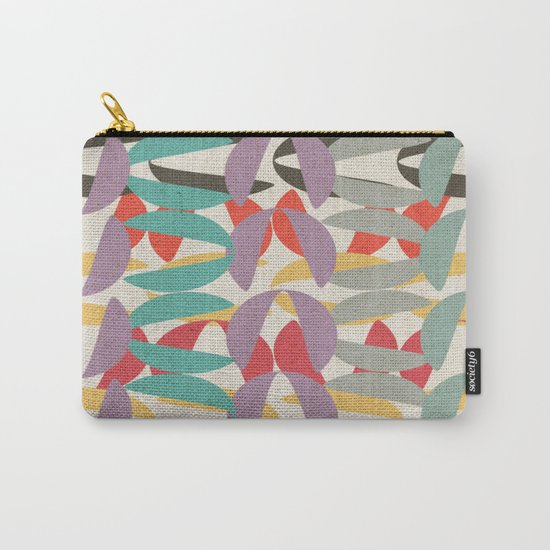 Intersections Carry-All Pouch
