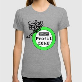 Bull Market Stock Exchange Profit Dividend Investor Gift T-shirt